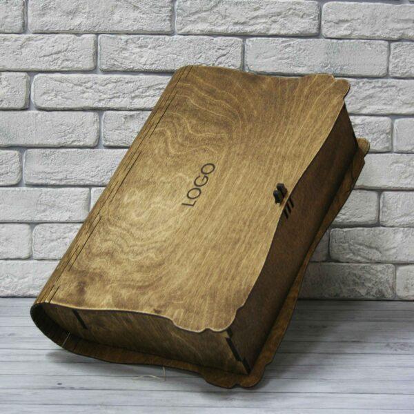 Подарочная коробка книжка