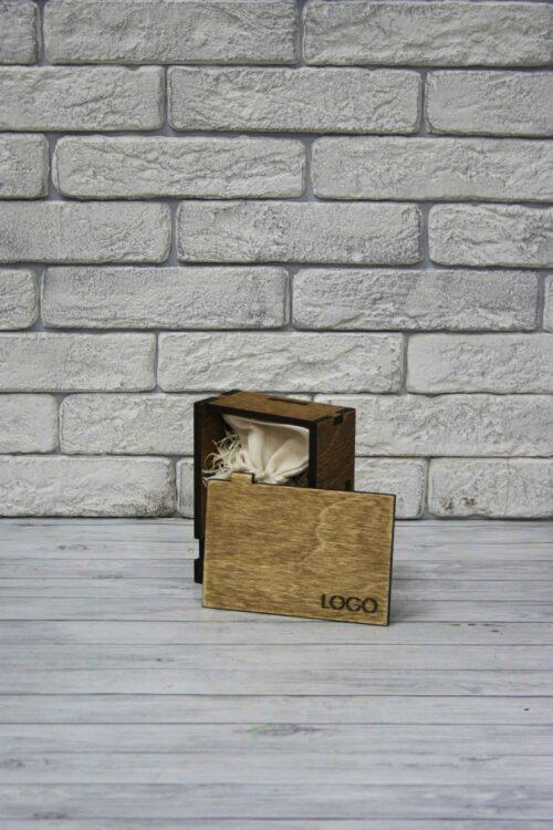 подарочный деревянный ящик