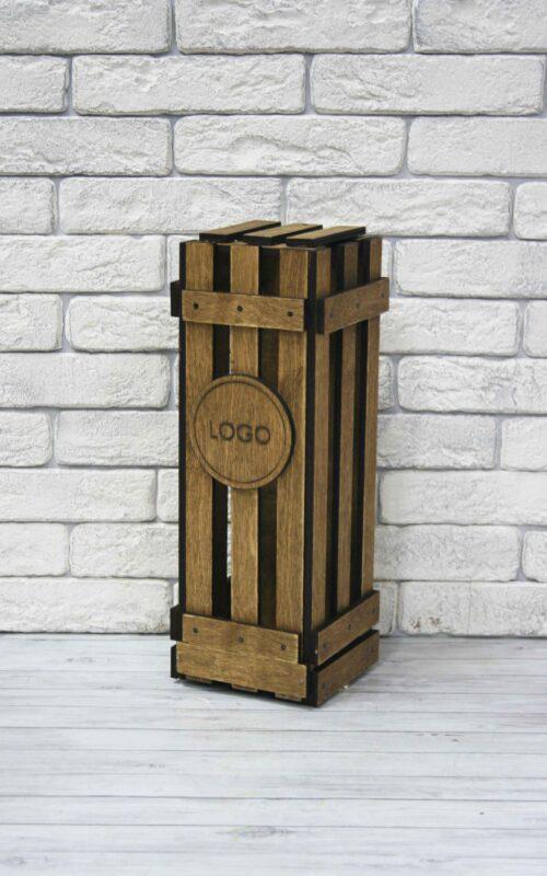 Коробка под алкоголь подарочная