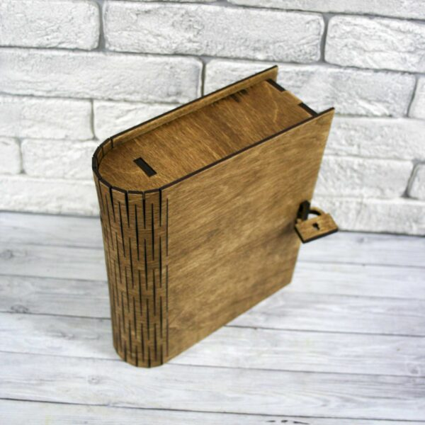 Книжка коробочка