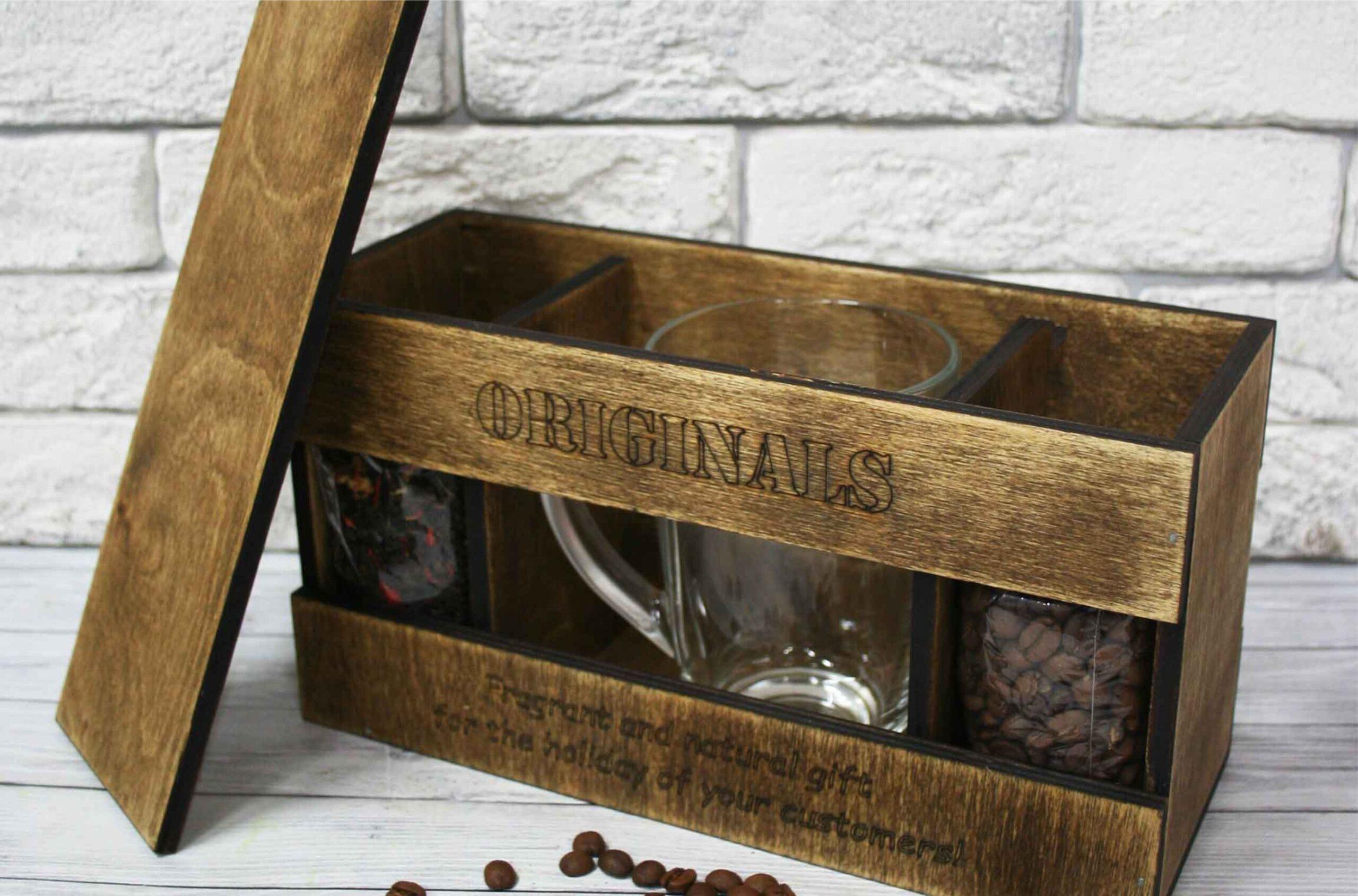 Подарочный набор чай кофе