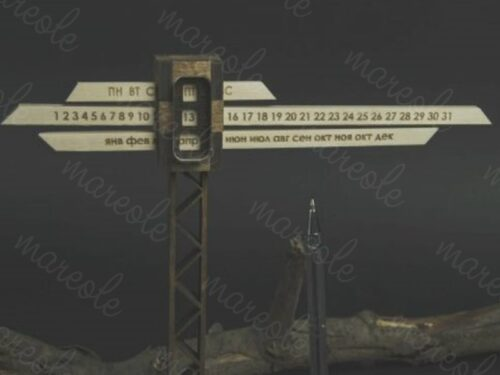органайзер календарь строителю