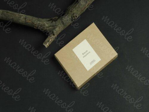 Деревянный блокнот