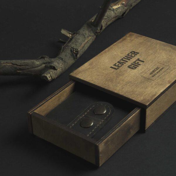 Подарок из кожи для мужчины LEATHER GIFT