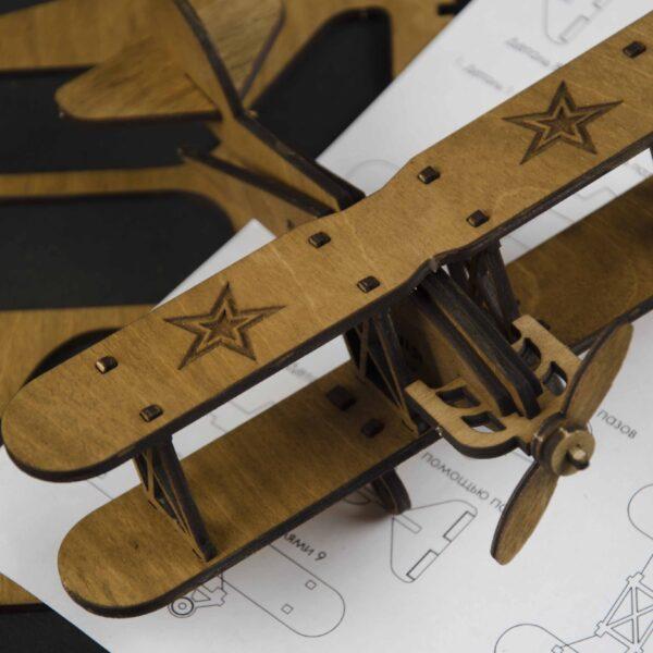 Конструктор самолет для мужчин