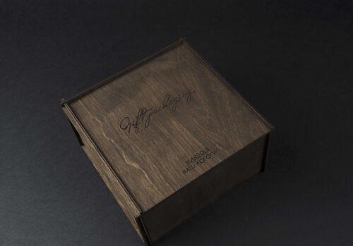 Подарочная упаковка 110х110х55