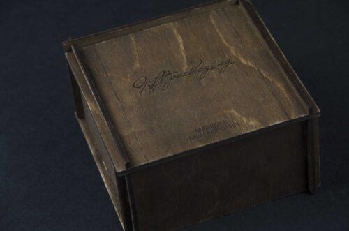 Подарочная упаковка 190х190х95