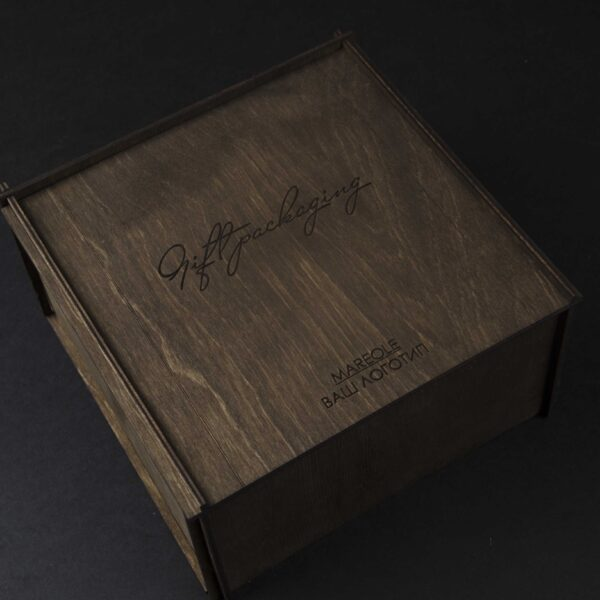 Подарочная упаковка 155х155х65