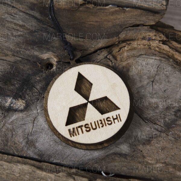 Брелок для машины Mitsubishi