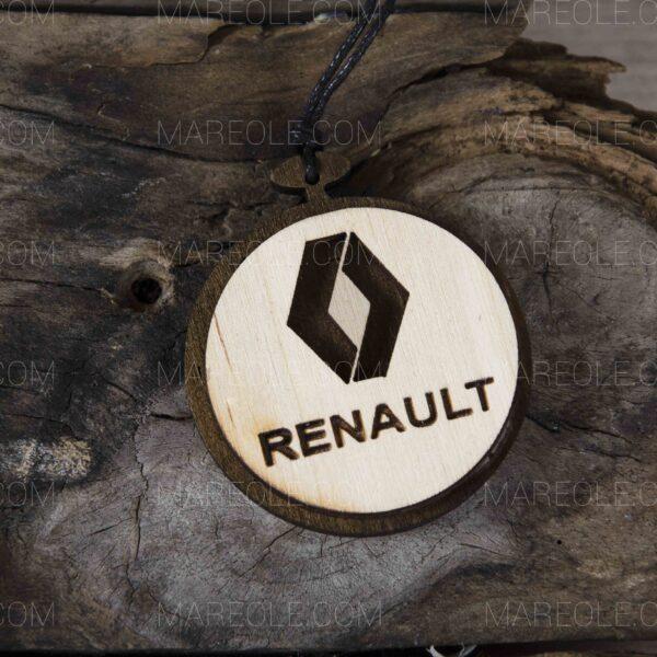 Брелок для машины Renault