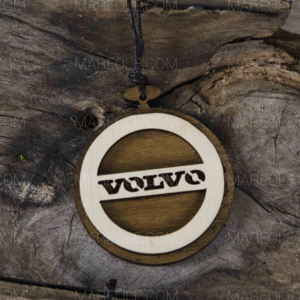 Брелок для машины Volvo