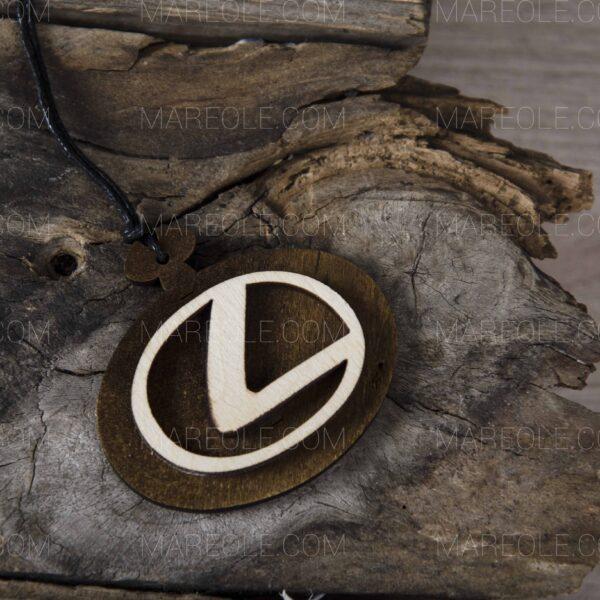 Брелок для машины Lexus