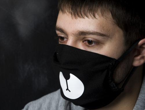 Маска защитная от коронавируса на рот и нос
