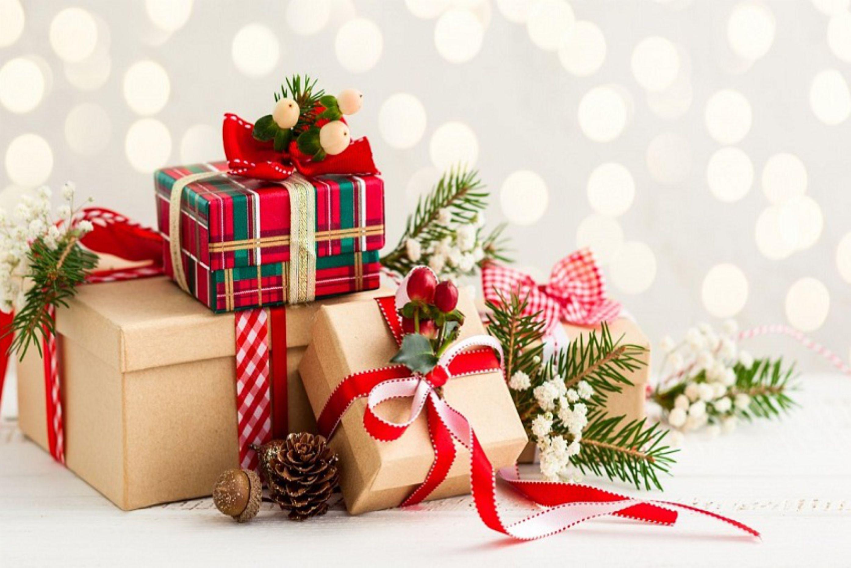 Корпоративные подарки коллегам и клиентам на Новый год